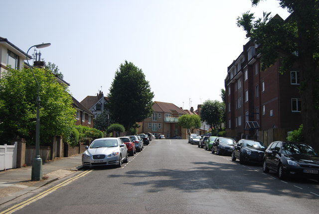 Nizells Avenue