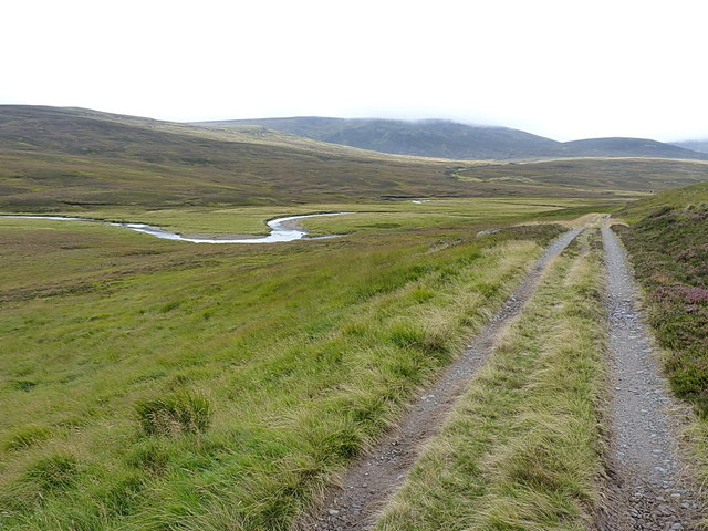 Glen Geldie - upstream