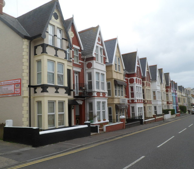 Mary Street Porthcawl