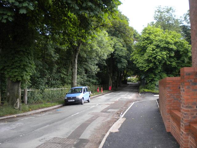 Caverswall Road, Blythe Bridge