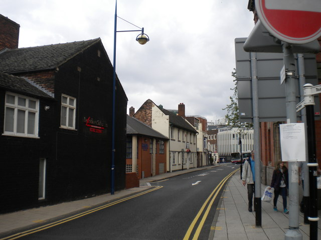 Bagnall Street, Hanley