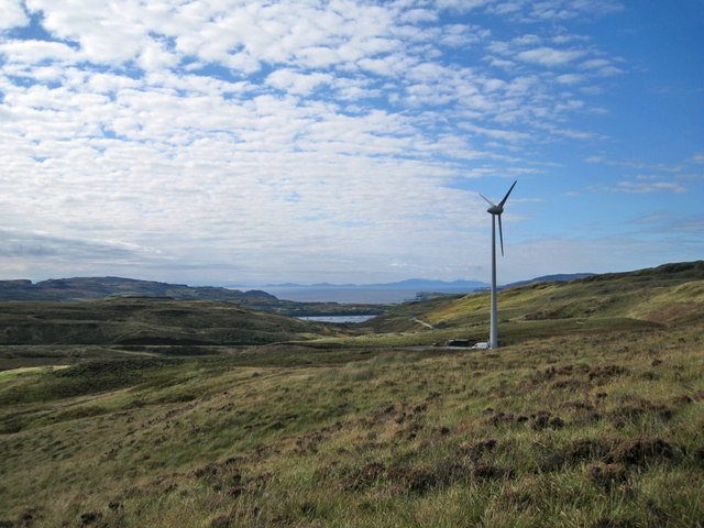 Meadle wind turbine