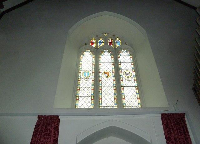 Inside St Mary, Boyton  (iii)