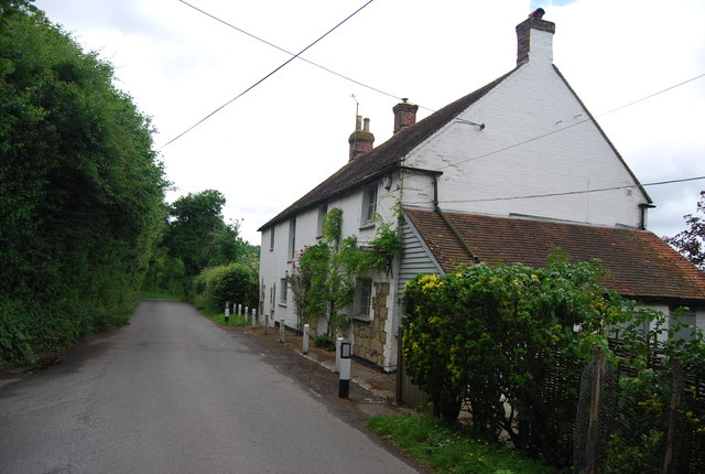 Houses on Fontridge Lane