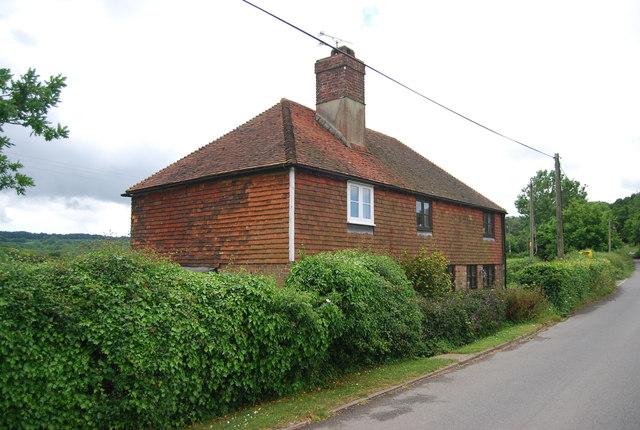 Tiled house, Fontridge Lane
