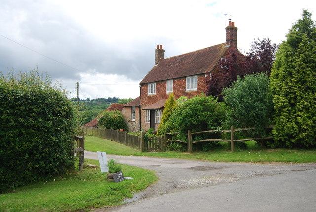 Cottage, Perryman's Farm