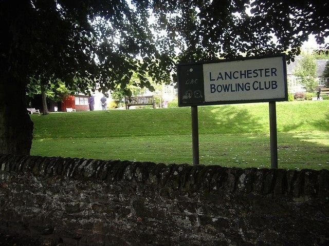 Lanchester Bowling Club