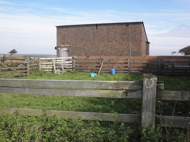 Shepherd's hut, North Twitchen