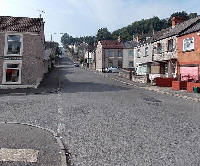 Waun Wen Road Swansea