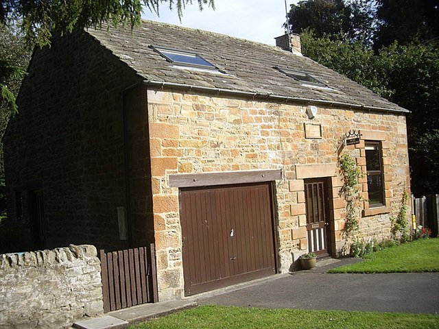 The Old Blacksmiths Shop, Lanchester