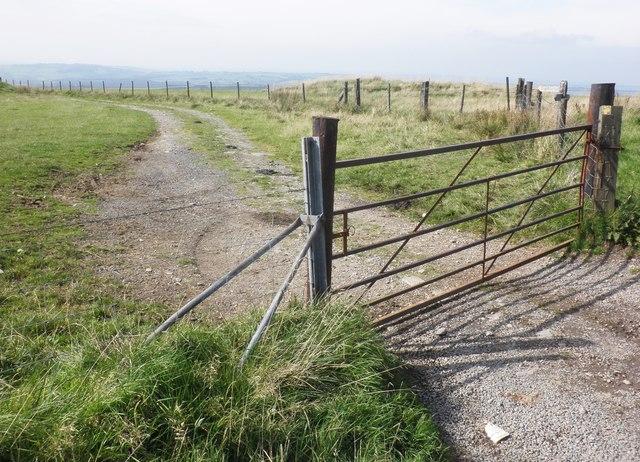 The Tarka Trail, heading south