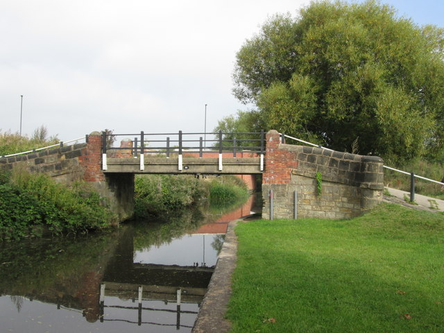 Footbridge over the Erewash Canal at Ilkeston