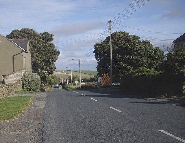 Quarry House Farm, Wilk's Hill