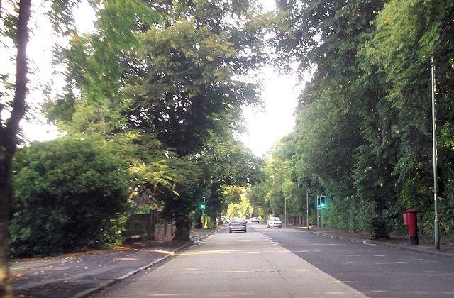 Chilbolton Avenue near Links Road