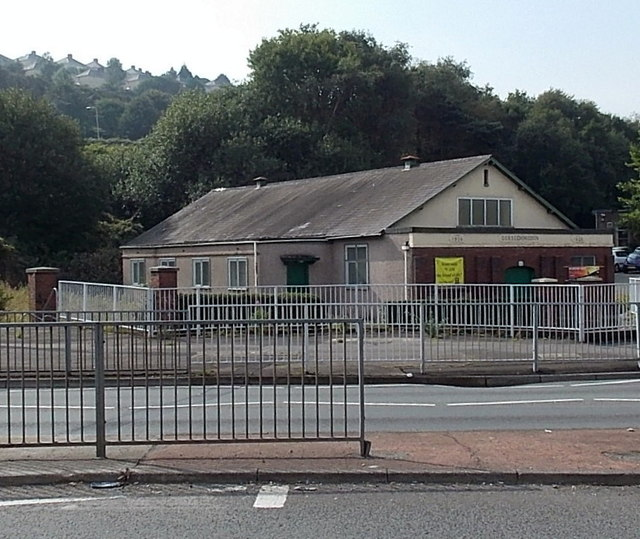 Gorse Mission Hall, Cwmbwrla, Swansea