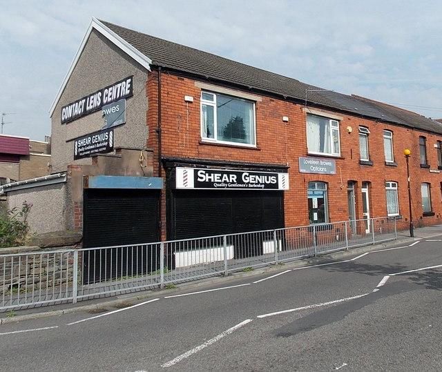 Shear Genius in Swansea