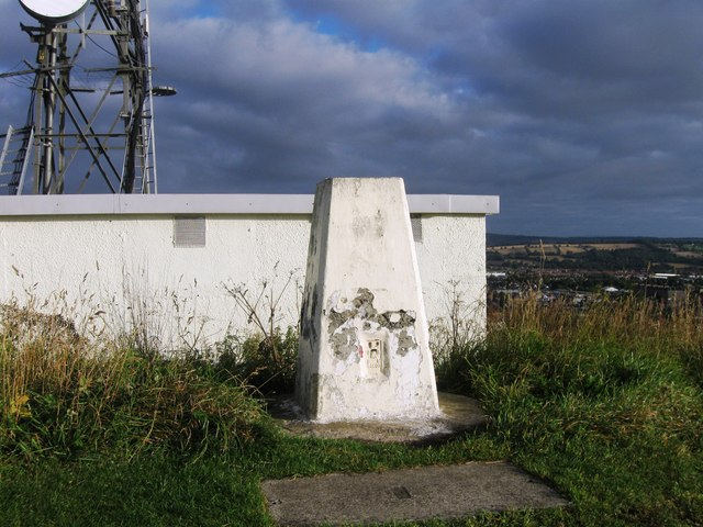 Ordnance Survey Trig Pillar