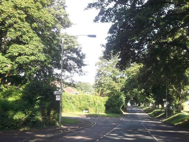 Stoney Lane Corner on Andover Road