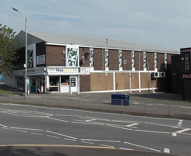 Nisa Local supermarket, Cwmbwrla, Swansea