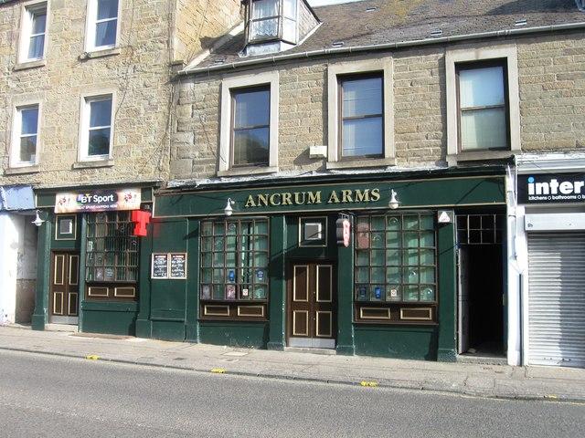 Ancrum Arms