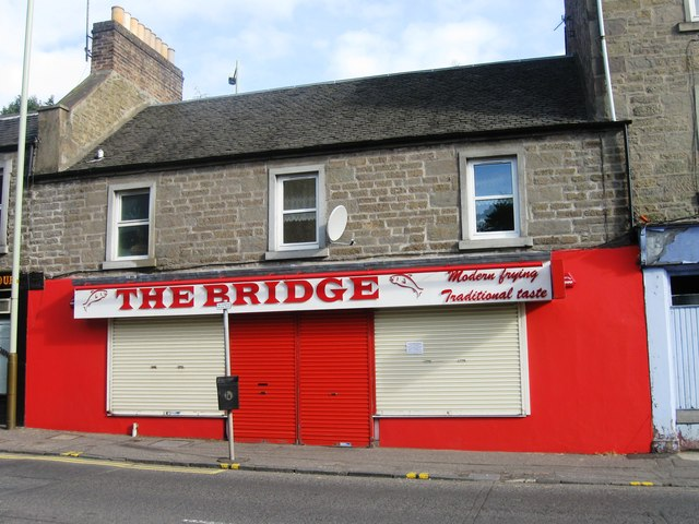 The Bridge, Fish and Chip Shop