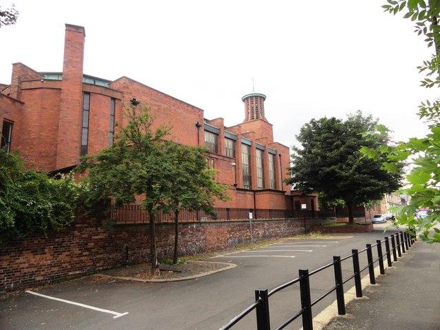 St Columba's R C Church, Wallsend