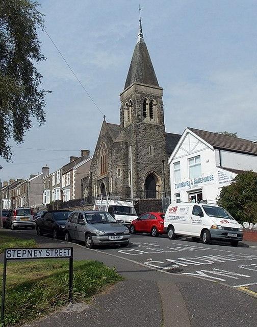 St Luke the Evangelist, Cwmbwrla, Swansea