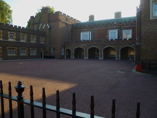 Friary Court on Marlborough Road