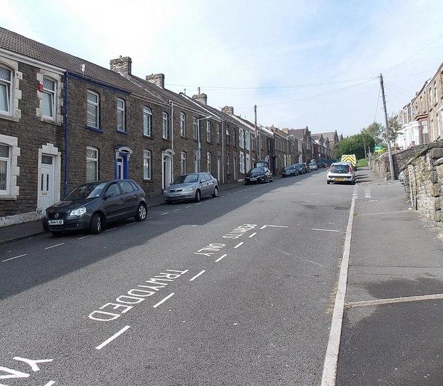 Stepney Street, Cwmbwrla, Swansea