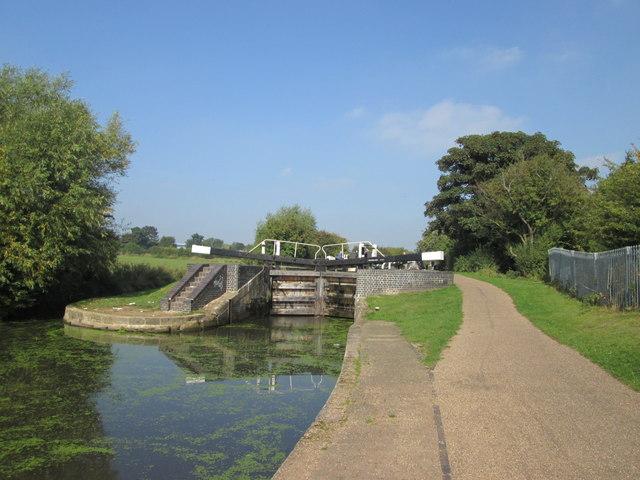 Pastures Lock, Erewash Canal