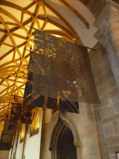 Inside Sherborne Abbey (5)