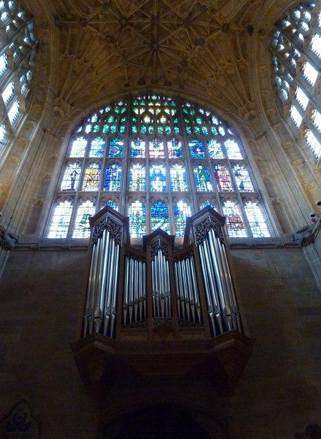 Inside Sherborne Abbey (8)