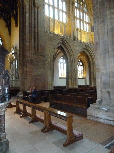 Inside Sherborne Abbey (10)