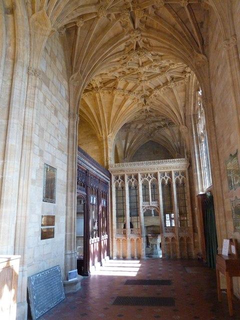 Inside Sherborne Abbey (13)