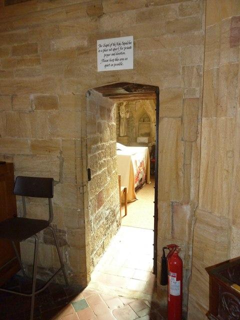 Inside Sherborne Abbey (14)