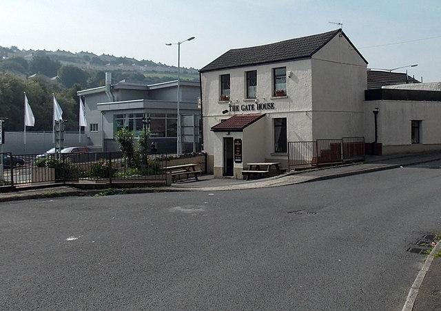 The Gate House, Swansea