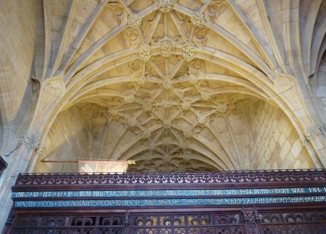 Inside Sherborne Abbey (15)