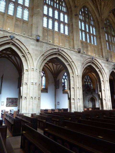 Inside Sherborne Abbey (18)