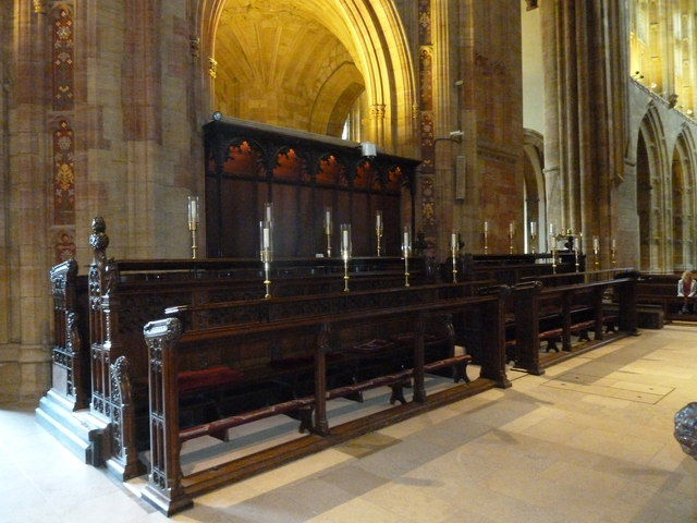 Inside Sherborne Abbey (19)