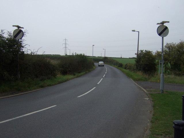 Middlecliffe Lane
