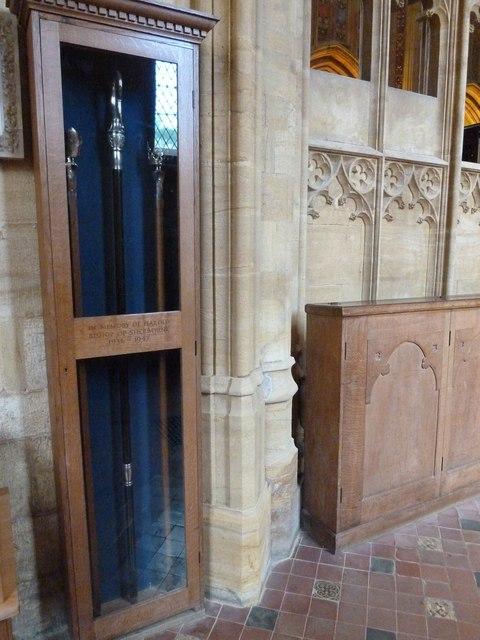 Inside Sherborne Abbey (20)
