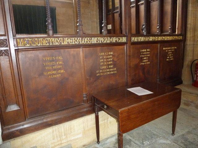 Inside Sherborne Abbey (21)