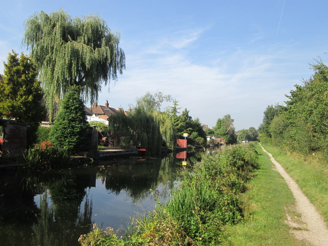 Erewash Canal at Long Eaton