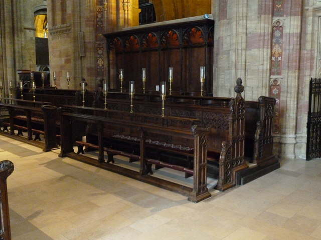 Inside Sherborne Abbey (23)