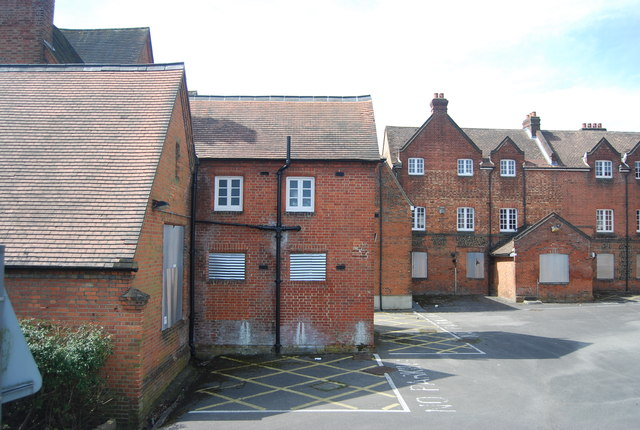 The Old Union Poor House (Workhouse)