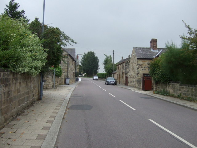 High Street, Billingley
