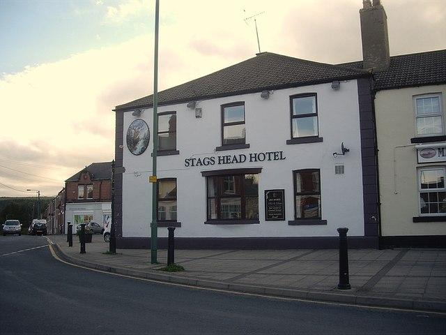 Stags Head Hotel, Esh Winning