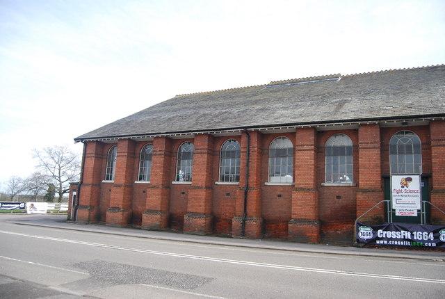 Maida Gymnasium