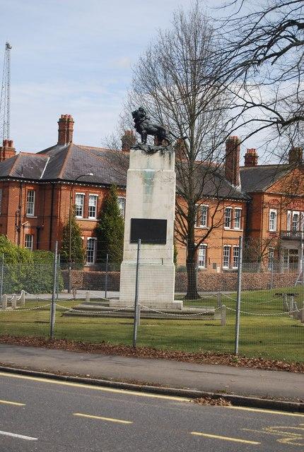 British Army, 8th Division WWI Memorial