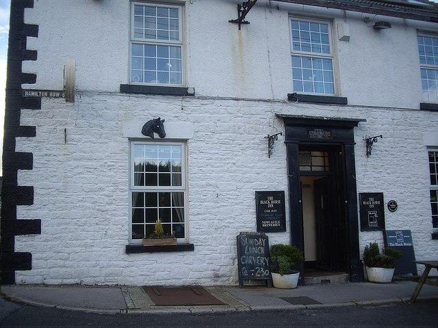 Black Horse Inn, Waterhouses